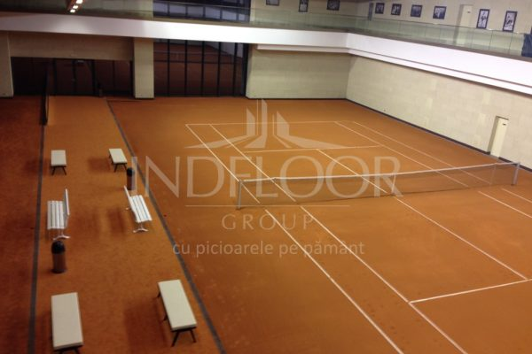 Zgura Conipur Pro Clay Stejarii Country Club Bucuresti