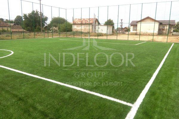 Gazon fotbal baza sportiva Piscu Sadovei Dolj