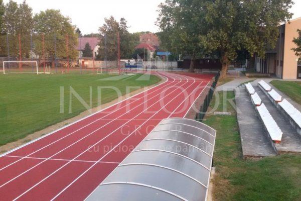 Tartant pista atletism Ungaria