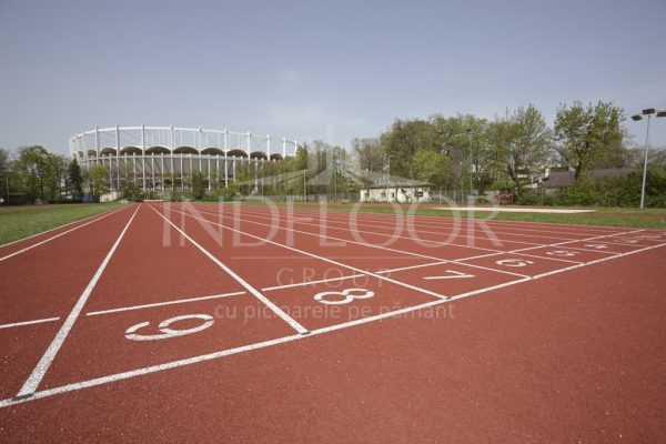 Pista atletism outdoor Lia Manoliu Bucuresti
