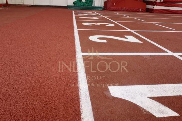 Reconditionare sistem Conica pista alergare UBB Cluj